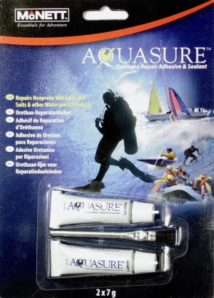 "Klej ""Aquasure"" do neoprenu 2 X 7g"