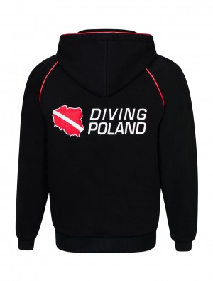 Kurtka z kapturem DIVING POLAND