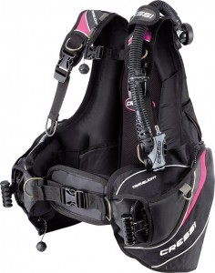 jacket (BCD) Cressi Travelight Lady