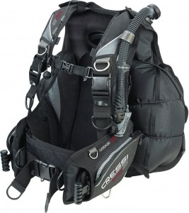 jacket (BCD) Cressi Back Jac Elite