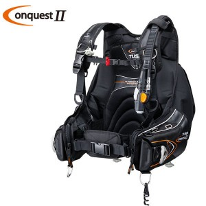 jacket (BCD) Tusa BCJ-0201 Conquest