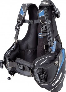 jacket (BCD) Cressi Travelight