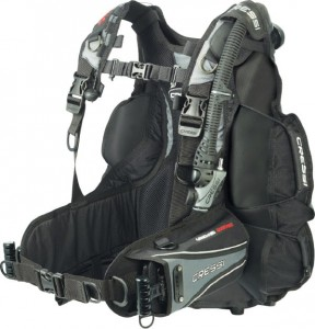 jacket (BCD) Cressi Air Travel